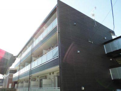 柏駅徒歩圏内の新築アパート