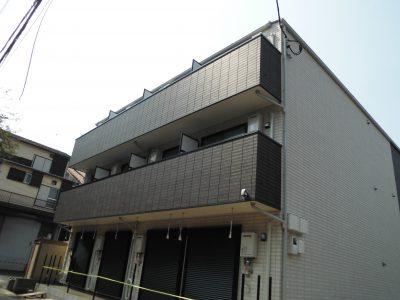 柏駅新築1Kアパート!!