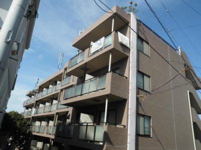 柏駅徒歩10分のRC1Kマンション!!
