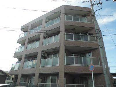 北柏駅徒歩2分のオートロック付き1Kマンション!!