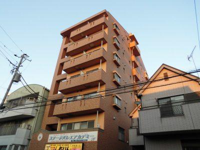 南柏駅徒歩3分のRC造1Kマンション!!