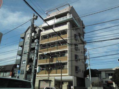 柏駅RC造1Kマンション!!