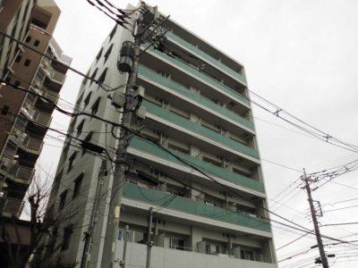 柏駅徒歩6分のオートロック付き1LDK!!!!