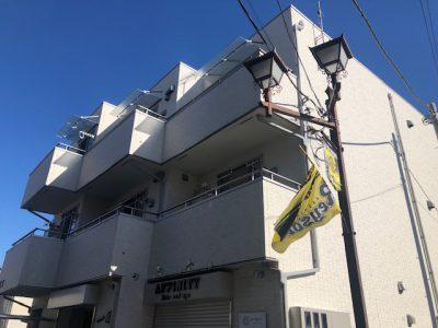 柏駅徒歩8分の築浅1DK!!!!
