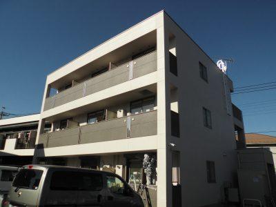 柏駅徒歩13分の築浅1LDK!!!!