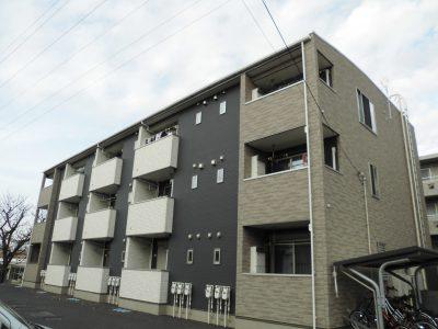 南柏駅の築浅1LDKアパート!!!!
