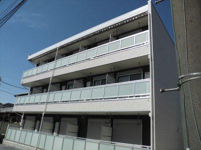 柏駅徒歩13分の築浅1Kアパート!!!!