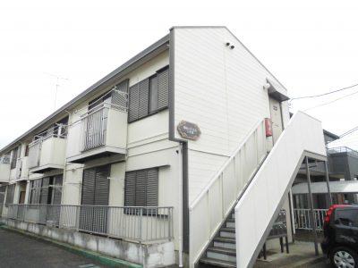 南柏駅徒歩10分のオール洋室2DK!!!!