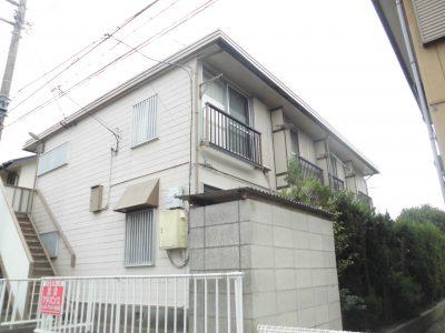 南柏駅、新柏駅両駅利用可の1Kアパート!!!!