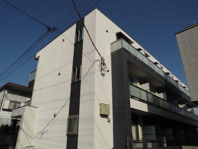 柏駅徒歩10分のオートロック付き1Kアパート!!!!