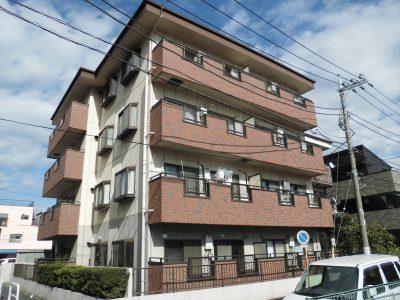 新松戸駅徒歩11分の2DKマンション!!!!