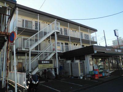 新松戸駅徒歩7分のお手頃2LDK!!!!