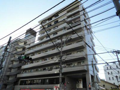柏駅徒歩8分のオートロック付き1Kマンション!!!!