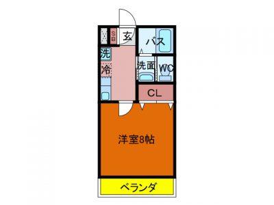 柏駅徒歩10分の独立洗面台付き1Kマンション!!!!