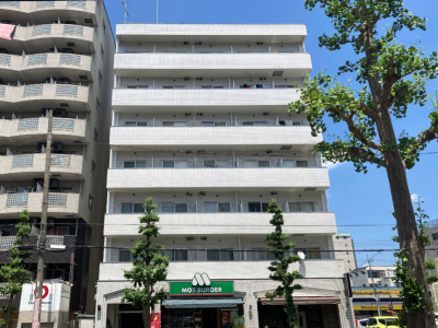 千代田・常磐線馬橋駅徒歩4分 1K駅チカマンション!!!!