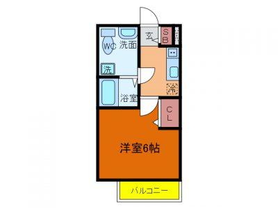 築3年の超築浅物件!!北小金駅からも近く家賃の4万の良物件!!